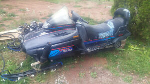 i have 3 yamaha 600 dmax all work all papers