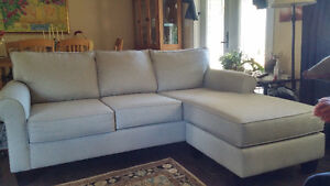 New Couch/Chaise Lounge Sectional