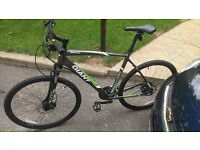 GIANT ROAM 2 2015 HYDROLIC BRAKES MINT CONDITION £224.99
