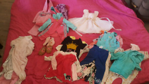 6-18 month Girl lot