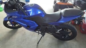 2009 KAWASAKI NINJA 250 *******7400KM LADY DRIVEN*******