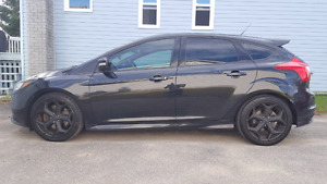 Ford focus ST 2013