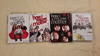 how I met your mother seasons 1 - 4