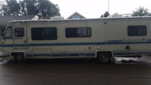 1993 Renovated Allegrobay  RV With Low Mileage