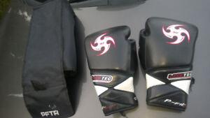 Boxing Gloves Pure Fighter Lacetec P-FTR 12 Oz