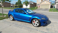 2005 Mazda RX-8 Coupe (2 door) e tested/ safety