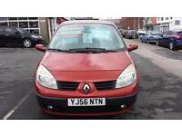 2006 RENAULT SCENIC 1.6 16v Automatic From GBP2,995 + Retail Package