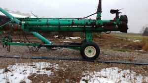 Houle 12' manure pump and/or 25' fill pipe.