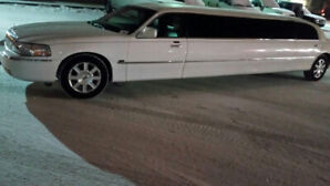 120 in. Limo