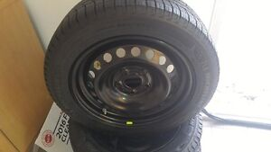 BRAND NEW NISSAN SENTRA MICHELIN WINTER TIRE PACKAGE Kitchener / Waterloo Kitchener Area image 1