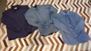 Bundle of XL Shirts - 3, Gazman, Eddie Wood and Bracks Officer Cardinia Area Preview