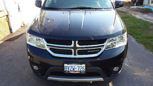 2012 Dodge Journey SUV, Crossover
