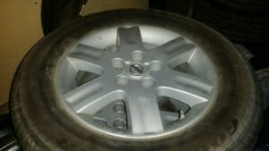 2008 Nissan Quest s Minivan and rogue rims and tires only