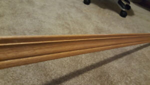 Used baseboards and door/window trim (10yrs, great shape)
