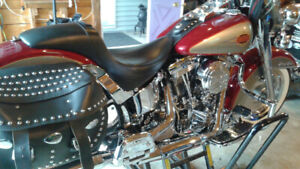 Heritage Soft-Tail Harley Davidson