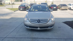 2006 Mercedes-Benz R-Class AWD SUV, Crossover