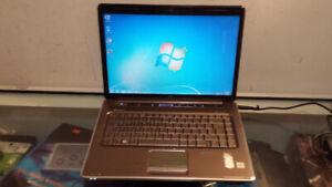HP DV5  Laptop with Dual Core CPU,HDMI and Wireless,Can Deliver