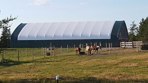 Winkler Fabric Structures Sales, Service & Installation Cornwall Ontario image 5