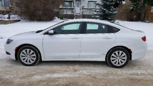 2015 Chrysler 200 Low Kms Only $11400  Call 780-919-5566