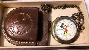 Mickey Mouse Pocket Watch