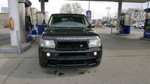 RANGE ROVER SPORT **RARE**AUTOBIOGRAPHIE  SP CHARGED **17999$$**