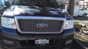 2004 Ford F-150 lariat Pickup Truck