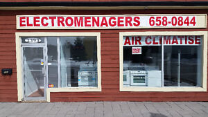Vente d'électroménagers à Chambly/Saint-hyacinthe