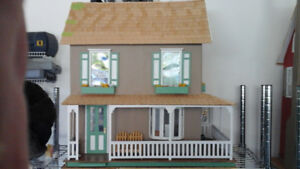 Miniature Doll Houses