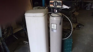 used water softner