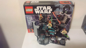 Lego star wars 75169 duel on naboo 100% complete