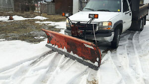9 ft western uni mount snow plow for 1999-2007 Chev/Gmc
