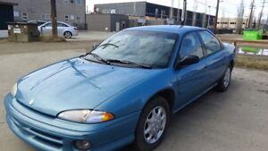 1996 Chrysler Intrepid es Sedan 177000km $2900