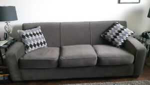 Mink Grey Couch