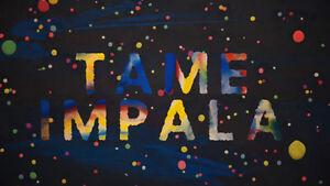 Osheaga présente Tame Impala (2 billets consécutifs)