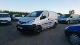 Nissan NV200 1.5dCi ( 85bhp ) SE, Full Service History, New Cambelt, 91k.