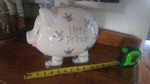 """Large """"little prince"""" piggy bank Belleville Belleville Area image 1"""