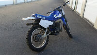 1987 Yamaha RT 180 Dirt Bike