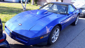 1984 Chevrolet Corvette Coupé (2 portes)