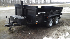 NEW 2017 Advantage Dump Trailer