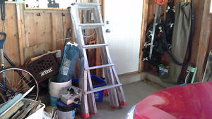 Ladder Cambridge Kitchener Area image 1