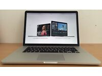 Macbook Pro 15, i7, 256gb, Boxed/Like New