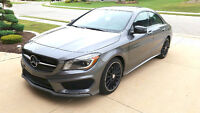 2014 Mercedes CLA250 4matic - Transfert de bail / Lease transfer