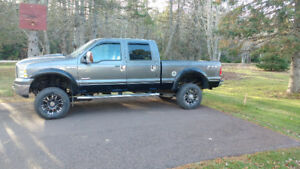 2006 Ford F-350 Lariat-Studded, deleted, tuned