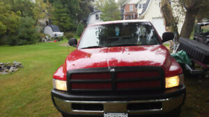 Certified 99 Ram 1500 Trade for Camper