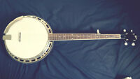 2009 Rover 5 string Banjo *perfect condition*