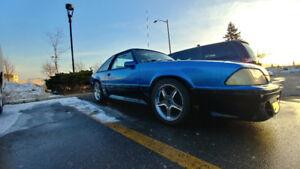 92 MUSTANG GT 5.0