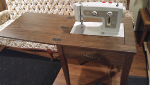 Sears Kenmore Sewing Machine in Cabinet for Sale