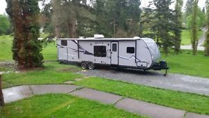 2018 30 foot travel trailer (Coachman Apex 300BHS)