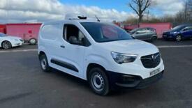 2020 Vauxhall Combo 1.5 diesel FRIDGE VAN GAH UNIT