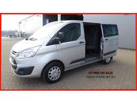 2015 Ford Transit Custom 2.2TDCi 125PS Double Cab-in-Van 290 L2H1 Trend NO VAT